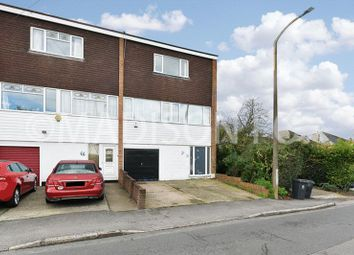 Thumbnail 4 bed end terrace house for sale in Stag Lane, Buckhurst Hill