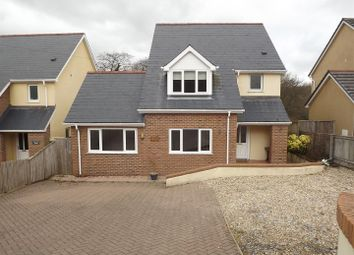 Thumbnail 4 bed detached house for sale in Milo, Llandybie, Ammanford
