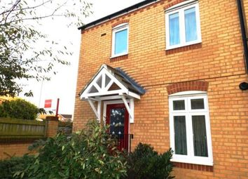 Thumbnail 3 bed semi-detached house for sale in Barberry, Coulby Newham, Middlesbrough, North Yorkshire
