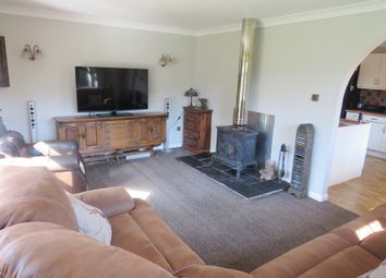 Thumbnail 4 bed detached bungalow for sale in Mill Road, Mattishall, Dereham