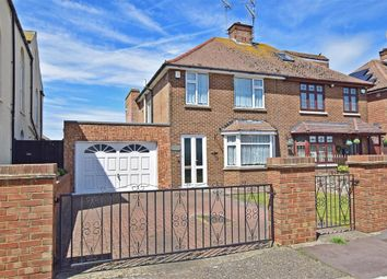 Thumbnail 3 bedroom semi-detached house for sale in Pysons Road, Ramsgate, Kent