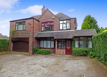 Thumbnail 4 bed detached house for sale in Common Lane, Stoke-On-Trent, Staffordshire