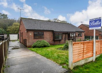 Thumbnail 2 bed semi-detached bungalow for sale in Chesterfield Road, Scunthorpe