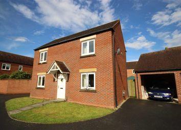 Thumbnail 3 bed detached house for sale in Stardust Crescent, Oakhurst, Swindon
