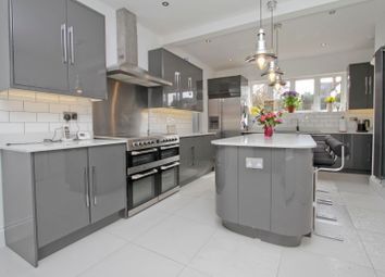 Thumbnail 4 bed detached house to rent in Ickenham Road, Ruislip