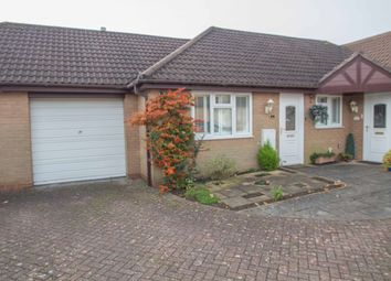 Thumbnail 1 bedroom terraced bungalow for sale in Crown Gardens, Plymouth