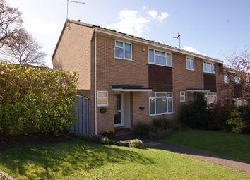 Thumbnail 3 bed end terrace house for sale in Henbury Close, Corfe Mullen, Wimborne, Dorset