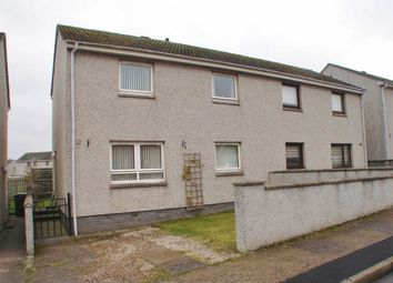 Thumbnail 2 bed semi-detached house for sale in Birkenhill Place, Elgin