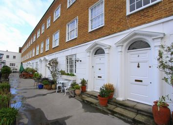 Thumbnail 3 bedroom terraced house to rent in Regency Terrace, South Kensington