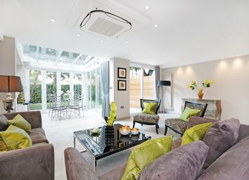 Thumbnail 4 bed semi-detached house to rent in Court Close, St John's Wood