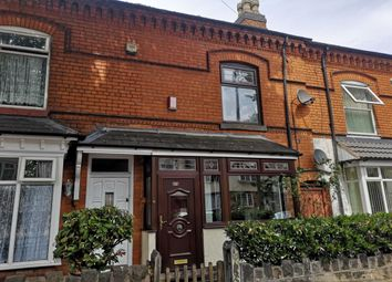 Thumbnail 2 bed terraced house for sale in Bordesley Green, Bordesley Green, Birmingham
