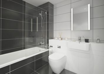 Thumbnail 1 bed flat for sale in Lower Broughton Road, Salford