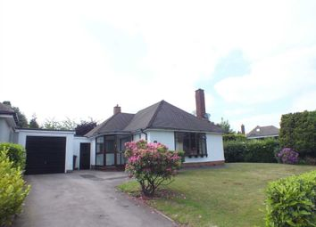 Thumbnail 2 bed detached bungalow to rent in Tudor Grove, Streetly, Sutton Coldfield