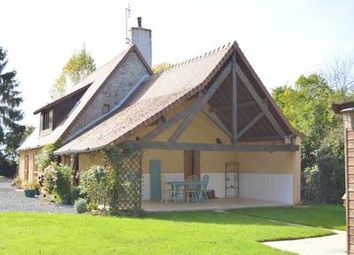 Thumbnail 3 bed property for sale in Cluis, Indre, France