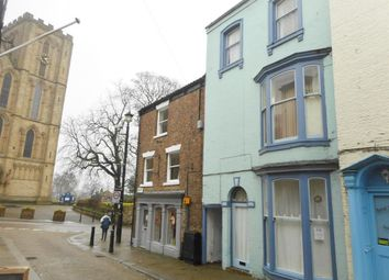 Thumbnail 5 bed terraced house for sale in St. Margarets Court, Kirkgate, Ripon