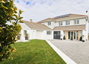 Thumbnail 5 bed detached house for sale in Harlyn Bay Road, Harlyn Bay