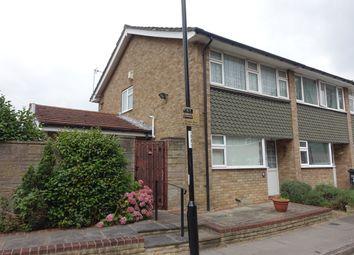 Thumbnail End terrace house for sale in Arundel Close, Croydon