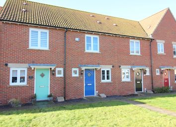 Thumbnail 2 bed terraced house for sale in Linnet Lane, Wixams