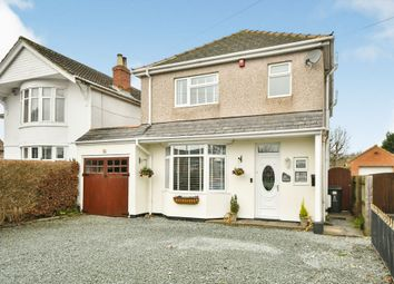 Thumbnail 4 bed detached house for sale in Highworth Road, Stratton St. Margaret, Swindon