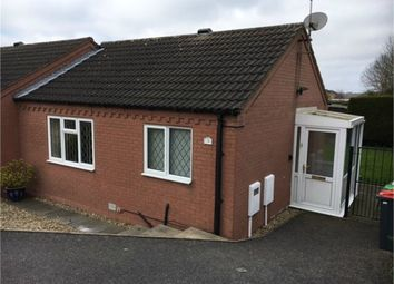 Thumbnail 1 bedroom semi-detached bungalow for sale in The Croft, Stanton Hill, Sutton-In-Ashfield, Nottinghamshire