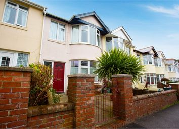 4 bed terraced house for sale in Netherleigh Road, Torquay, Devon TQ1