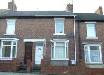 Thumbnail 2 bed terraced house to rent in Byerley Road, Shildon, Co Durham