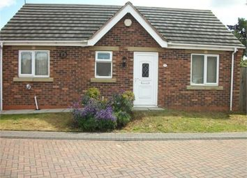 Thumbnail 2 bed detached bungalow for sale in Thornwood Court, Thurnscoe, Rotherham, South Yorkshire.