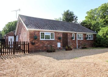 Thumbnail 4 bed bungalow for sale in Collins Hill, Fordham, Ely