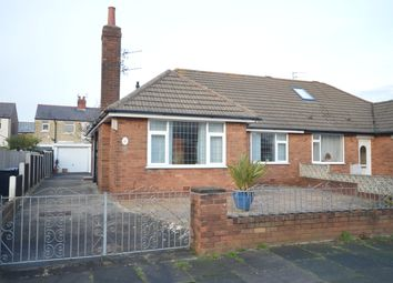 Thumbnail 2 bed semi-detached bungalow for sale in Burnside Avenue, Blackpool