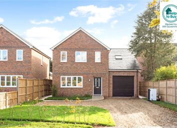 Thumbnail 3 bed detached house for sale in Meeting Lane, Litlington, Royston, Hertfordshire