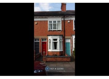 Thumbnail 2 bed terraced house to rent in Knighton Church Rd, Leicester