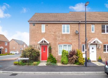 Thumbnail 3 bed terraced house to rent in Cloverfield, West Allotment, Newcastle Upon Tyne