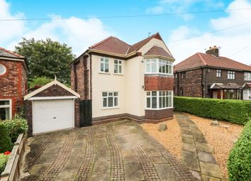 Thumbnail 3 bed detached house for sale in Woodland Avenue, Widnes