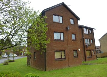 Thumbnail 1 bedroom flat for sale in Craigmochan Avenue, The Rushes, Airdrie