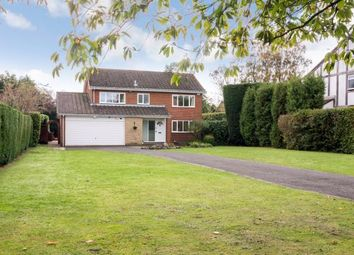 Thumbnail 4 bed detached house for sale in Darras Road, Darras Hall, Ponteland, Northumberland