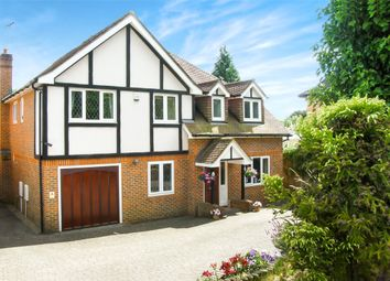 Thumbnail 5 bed detached house for sale in Oast Road, Oxted, Surrey