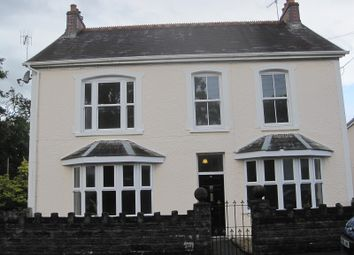 Thumbnail 4 bed property to rent in Station Road, Ystradgynlais, Swansea.
