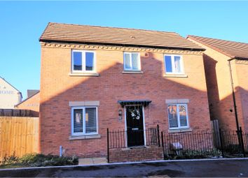 Thumbnail 3 bed detached house for sale in Lineton Close, Telford