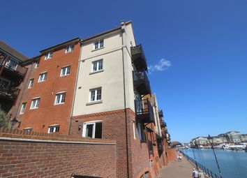 Thumbnail 2 bed flat to rent in Madeira Way, South Harbour, Eastbourne