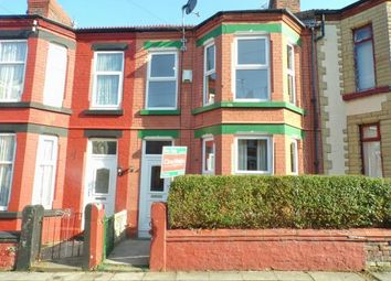 Thumbnail 4 bedroom terraced house for sale in Merton Place, Birkenhead, Wirral