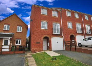 Thumbnail 4 bed end terrace house for sale in Cardinals Close, Donnington Wood, Telford, Shropshire