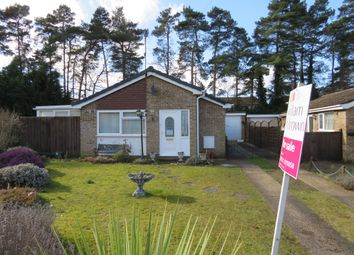 Thumbnail 2 bed detached bungalow for sale in Martin Close, Brandon