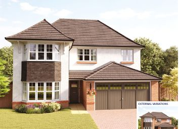 4 bed detached house for sale in Plas Issa, Bryn Y Baal, Mold CH7