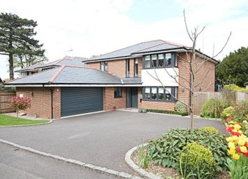 Thumbnail 5 bed detached house to rent in Foxley Drive, Bishops Stortford, Herts