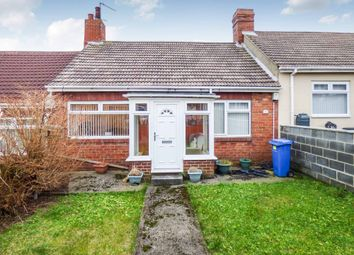 Thumbnail 2 bed bungalow for sale in Park Avenue, Blackhall Colliery, Hartlepool