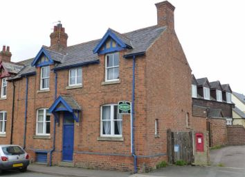 Thumbnail 3 bedroom semi-detached house to rent in Oakham Road, Whissendine, Oakham