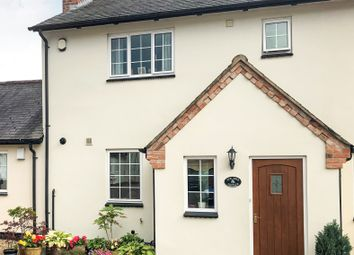 Thumbnail 2 bed town house for sale in Nottingham Road, Melton Mowbray