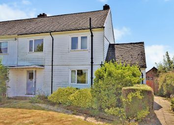 Thumbnail 3 bed semi-detached house for sale in King Street, Brenzett, Romney Marsh, Kent
