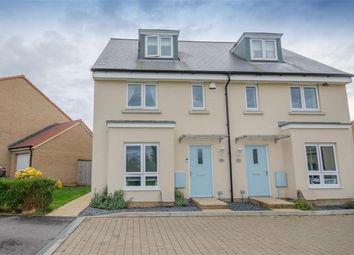 Marigold Close, Lyde Green, Bristol BS16. 3 bed semi-detached house for sale
