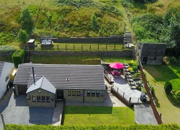 Thumbnail 3 bed detached bungalow for sale in 5 Harper Royd Lane, Norland